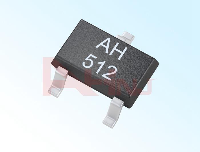 Kilitli Hall Sensörü AH512