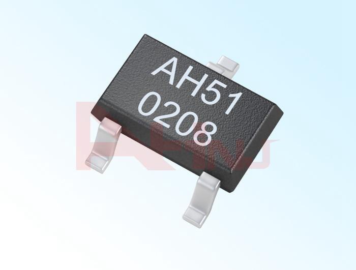 Kilitli Hall Sensörü AH3051