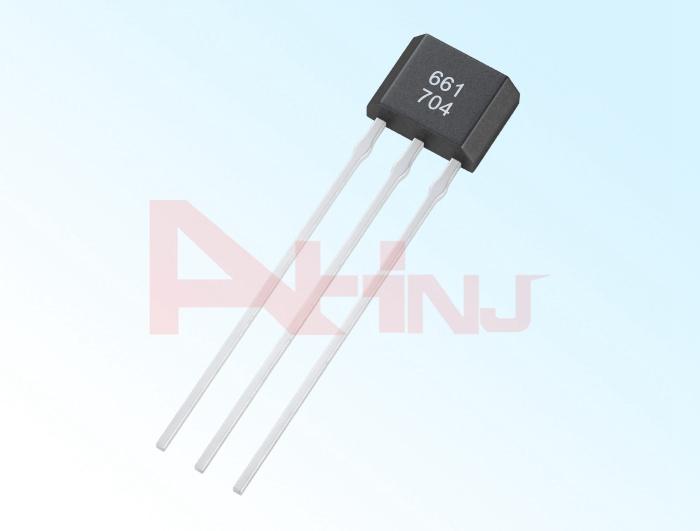 Mikroelektronik Hall Sensörü AH3661
