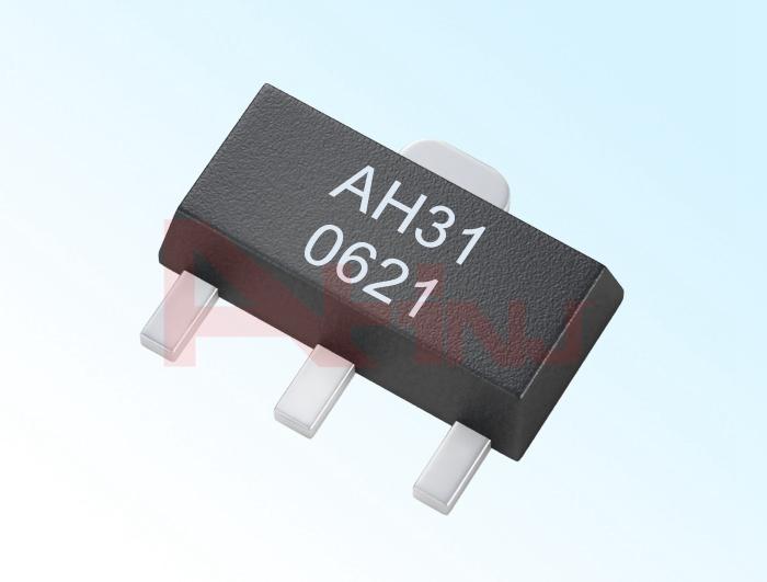 Kilitli Hall Sensörü AH3031