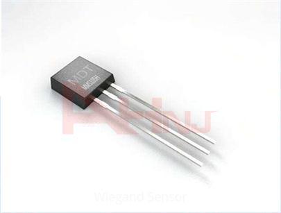 Sıfır güç manyetik sensörü